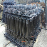 鋳鉄の装飾のゲートおよび塀