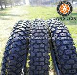 3.50-18 La motocicleta pone un neumático de calidad superior y con un precio más barato