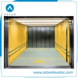 Elevador barato da carga do preço e elevador de serviço usado no armazém