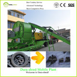 Sorgfältig konzipierte und hergestellte überschüssige Wiederverwertungs-Maschinerie für Verkauf