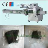 Máquina de envolvimento horizontal de alta velocidade do fluxo do tubo interno