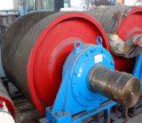 Polea media, polea del Mina-Deber, tambor del transportador, tambor pesado, polea impulsora, tambor de conducción,
