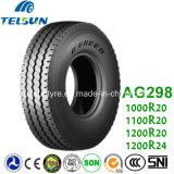중국 All Steel Radial Truck Tyre (1200R24)