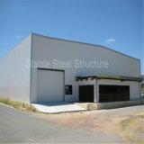 Edificios de acero portables de la estructura de acero en Benin