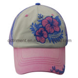 Grinding Washed Distress Print Sport Baseball Cap (TRB066)