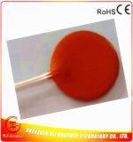 Подогреватель диаметра 62*1.5mm для дна подогревателя силиконовой резины трубы