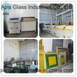 台所しぶき版の装飾ガラスのための10mmのシルクスクリーンの印刷の緩和されたガラス