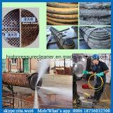 rondelle à haute pression diesel de machine extérieure industrielle du nettoyage 14000psi