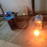 Hochfrequenzinduktions-schmelzender Ofen für Silber-Einschmelzen des Gold1kg