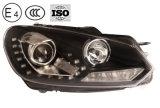 Phare/lumière d'original du golf 6 d'E-MARK Volkswagen