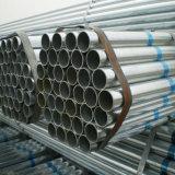 Tubo d'acciaio galvanizzato tubo centrale del diametro ERW per Struction
