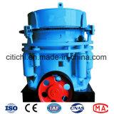 Disjuntor de pedra de confiança eficiente elevado/triturador hidráulico do cone