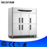 Двери рекламы 6 проектируя холодильник кухни