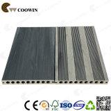 Garagem cinza impermeável ambiental WPC Decking Flooring