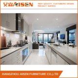 De witte Keukenkast van de Lak met het Moderne Ontwerp van de Keuken