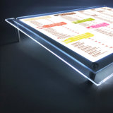 Single Side Desk-Top LED Crystal Light Box
