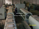 HDPE Water Supply와 Gas Pipe Extrusion Line