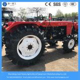 Het Gazon van de Verkoop van de fabriek/het Mini Diesel Landbouwbedrijf van de Tuin//de Tractor van de Landbouw met de Lader van het VoorEind