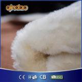 Het Elektrische Verwarmen Underblanket van de wol met over het Verwarmen van Bescherming