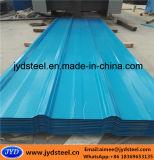 Lamiera di acciaio arancione della pelle PPGI per materiale da costruzione