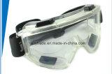 Gafas protectoras profesionales de seguridad de PVC con Ce En166