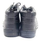 Outsole de goma que cementa los zapatos baratos de la seguridad en el trabajo