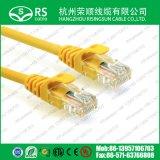 Câble échoué de cordon de connexion de CAT6 UTP