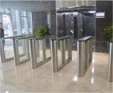Torniquete ótico da barreira do balanço do smart card para a segurança dos prédios de escritórios/bancos