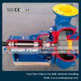 Auftrag-Magnum-zentrifugale Sandpumpe/Ölplattform-Pumpe für Ölfeld