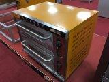 Four électrique de pain de 2 plateaux dans le matériel de nourriture avec 2 paquets (WDL-2-2)