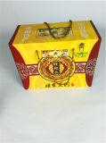 Impression de empaquetage se pliante personnalisée de cadre de cadeau de carton