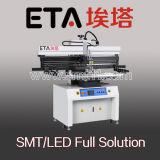 Linha de produção LED SMT Impressora de estêncil, SMT Solder Paste Printer LED SMT