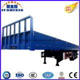 Fábrica de China 40-70 toneladas de parede lateral/reboque de trator de serviço público placa lateral/do caminhão pesado carga forte da cerca para a venda