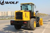 중국 Wolf High Quality Construction Machine 3ton Wheel Loader