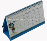 Calendario modificado para requisitos particulares del Año Nuevo, calendario de pared del escritorio de la tabla de papel 2016
