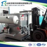 Fábrica de tratamento do Wastewater da matança da galinha, unidade do Daf, 3-300m3/Hour