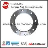 ANSI BS DIN En1092-1 JISの炭素鋼のフランジ