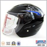 熱い販売のスクーターまたはモーターバイクまたはオートバイの開いた表面ヘルメット(OP203)