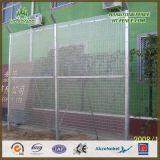 GI/熱い浸された電流を通された溶接された網の塀