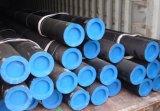 Línea negra tubo, tubo de acero de 12inch Sch 40, de ERW 325m m tubo de acero inconsútil 12inch