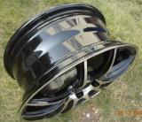 Оправа колеса сплава 15 дюймов алюминиевая для Lada Nissan Тойота KIA