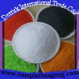 Toutes sortes d'urée colorée moulant la poudre composée