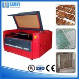 Macchina acrilica di legno di taglio 100W del documento di prezzi della taglierina del laser del CO2