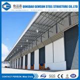 Edificio de marco de acero galvanizado de la INMERSIÓN caliente