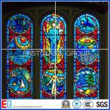 Buntglas (ALLES FÄRBT dekoratives Glas), mit Cer-Bescheinigung