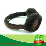Bouche-oreilles de fourrure de moutons de vente en gros de prix usine beaux