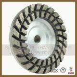 Абразивный диск чашки диаманта Turbo высокого качества для конкретного камня