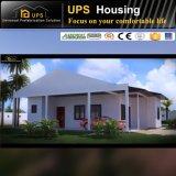 Casa prefabricada modular de la nueva tecnología para Suráfrica