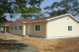 Temporary Housing 를 사용하는 Sandwich Panel를 위한 싼 Modular House