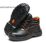Ботинки работы ботинок безопасности времени работы/ботинок обеспеченностью/людей работы ботинок Mens
